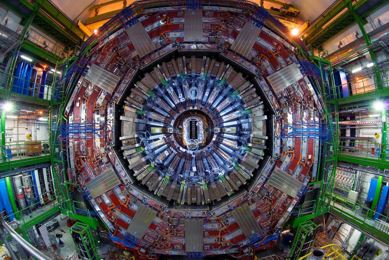 Scientists produce quark-gluon plasma